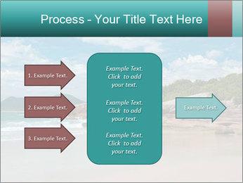 Beaches PowerPoint Template - Slide 85