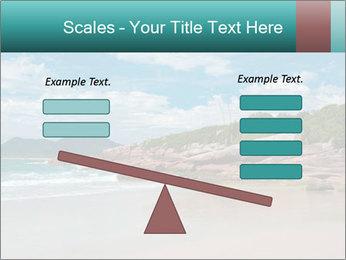 Beaches PowerPoint Template - Slide 89