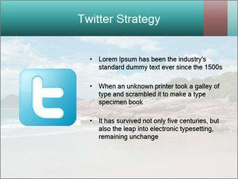 Beaches PowerPoint Template - Slide 9