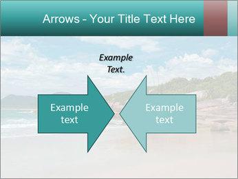 Beaches PowerPoint Template - Slide 90