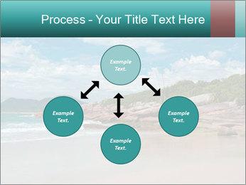 Beaches PowerPoint Template - Slide 91