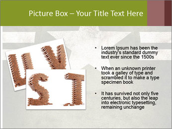 Military army star PowerPoint Templates - Slide 20