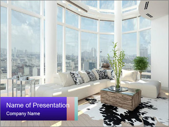 Modern Design PowerPoint Template - Slide 1