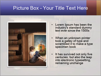 Fairy story book PowerPoint Templates - Slide 13
