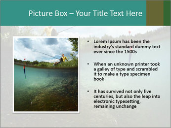 Young smiling man PowerPoint Template - Slide 13