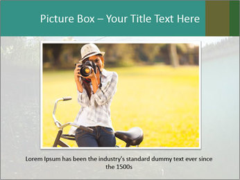 Young smiling man PowerPoint Template - Slide 15
