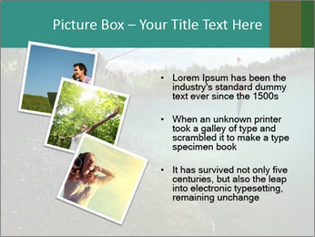 Young smiling man PowerPoint Template - Slide 17