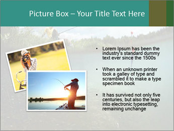 Young smiling man PowerPoint Template - Slide 20
