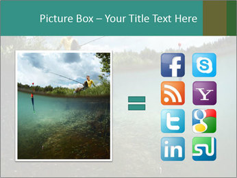 Young smiling man PowerPoint Template - Slide 21