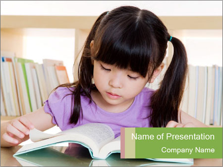 Reading PowerPoint Templates