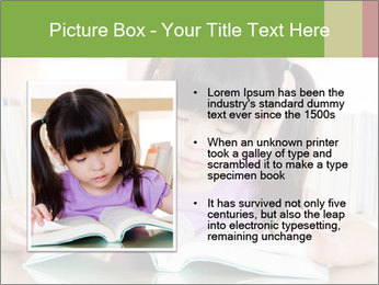 Reading PowerPoint Template - Slide 13