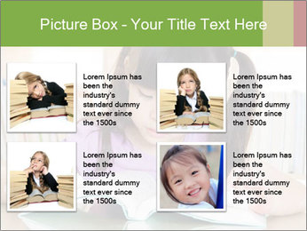 Reading PowerPoint Template - Slide 14