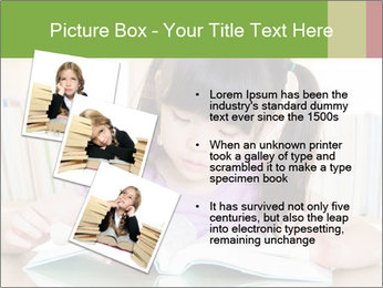 Reading PowerPoint Template - Slide 17