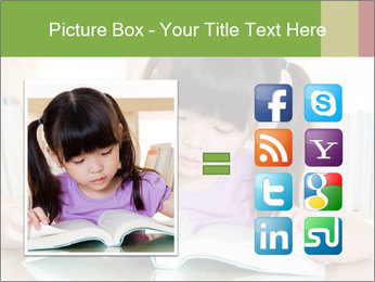 Reading PowerPoint Template - Slide 21