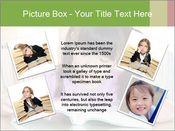 Reading PowerPoint Template - Slide 24