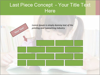 Reading PowerPoint Template - Slide 46
