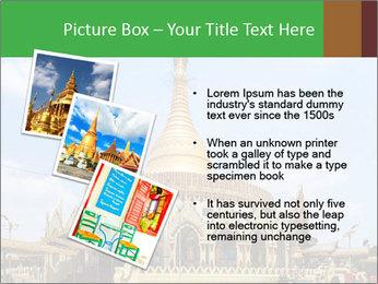 Kaba Aye PowerPoint Template - Slide 17