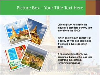 Kaba Aye PowerPoint Template - Slide 23
