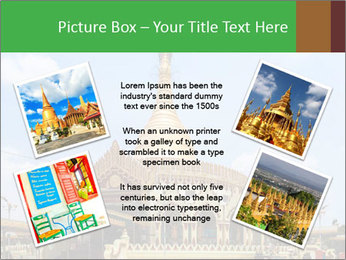 Kaba Aye PowerPoint Template - Slide 24