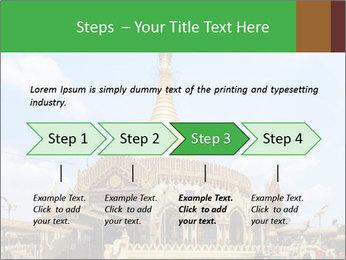 Kaba Aye PowerPoint Template - Slide 4