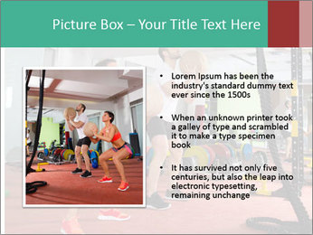 Crossfit ball PowerPoint Templates - Slide 13