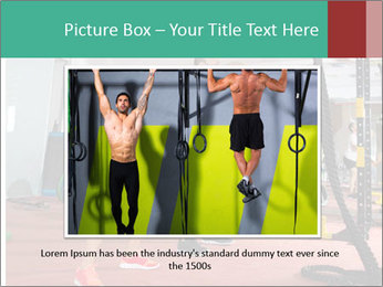 Crossfit ball PowerPoint Templates - Slide 15