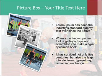 Crossfit ball PowerPoint Templates - Slide 17