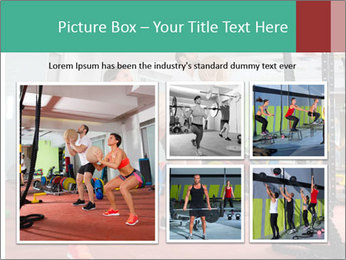 Crossfit ball PowerPoint Templates - Slide 19