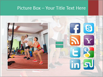 Crossfit ball PowerPoint Templates - Slide 21