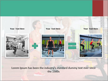 Crossfit ball PowerPoint Templates - Slide 22