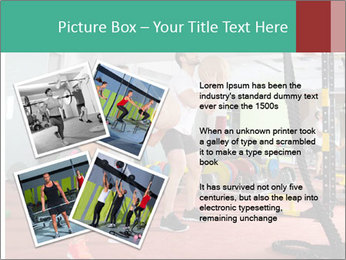 Crossfit ball PowerPoint Templates - Slide 23