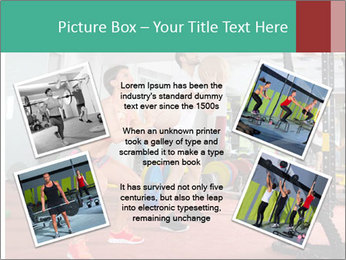 Crossfit ball PowerPoint Templates - Slide 24