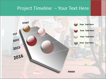 Crossfit ball PowerPoint Templates - Slide 26