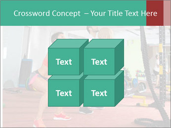 Crossfit ball PowerPoint Templates - Slide 39