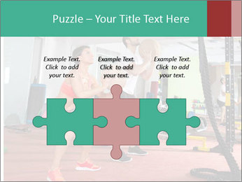 Crossfit ball PowerPoint Templates - Slide 42