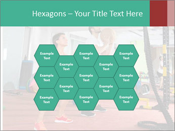 Crossfit ball PowerPoint Templates - Slide 44