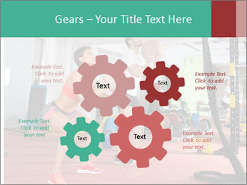 Crossfit ball PowerPoint Templates - Slide 47