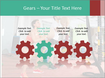 Crossfit ball PowerPoint Templates - Slide 48