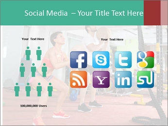 Crossfit ball PowerPoint Templates - Slide 5