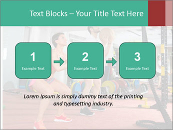 Crossfit ball PowerPoint Templates - Slide 71