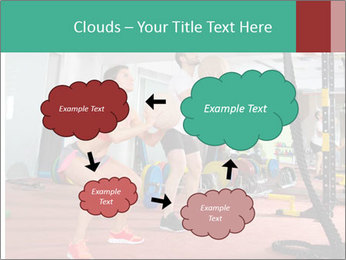 Crossfit ball PowerPoint Templates - Slide 72