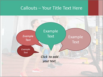 Crossfit ball PowerPoint Templates - Slide 73