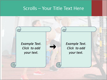 Crossfit ball PowerPoint Templates - Slide 74