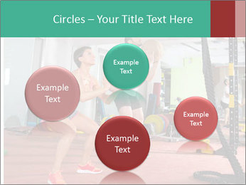 Crossfit ball PowerPoint Templates - Slide 77