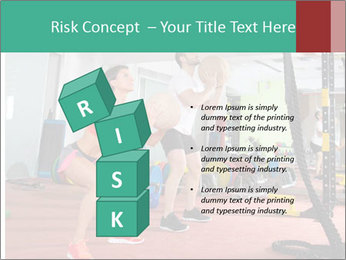 Crossfit ball PowerPoint Templates - Slide 81