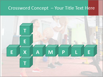 Crossfit ball PowerPoint Templates - Slide 82
