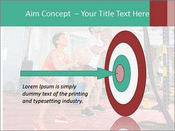Crossfit ball PowerPoint Templates - Slide 83