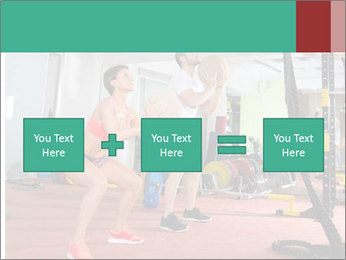 Crossfit ball PowerPoint Templates - Slide 95