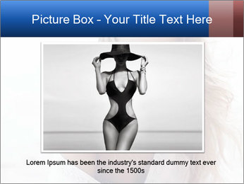 Beautiful woman PowerPoint Templates - Slide 15