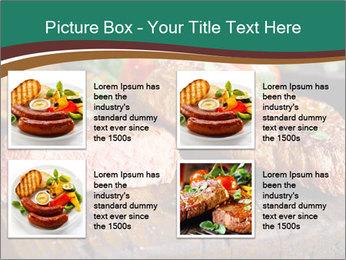Beef steak PowerPoint Templates - Slide 14
